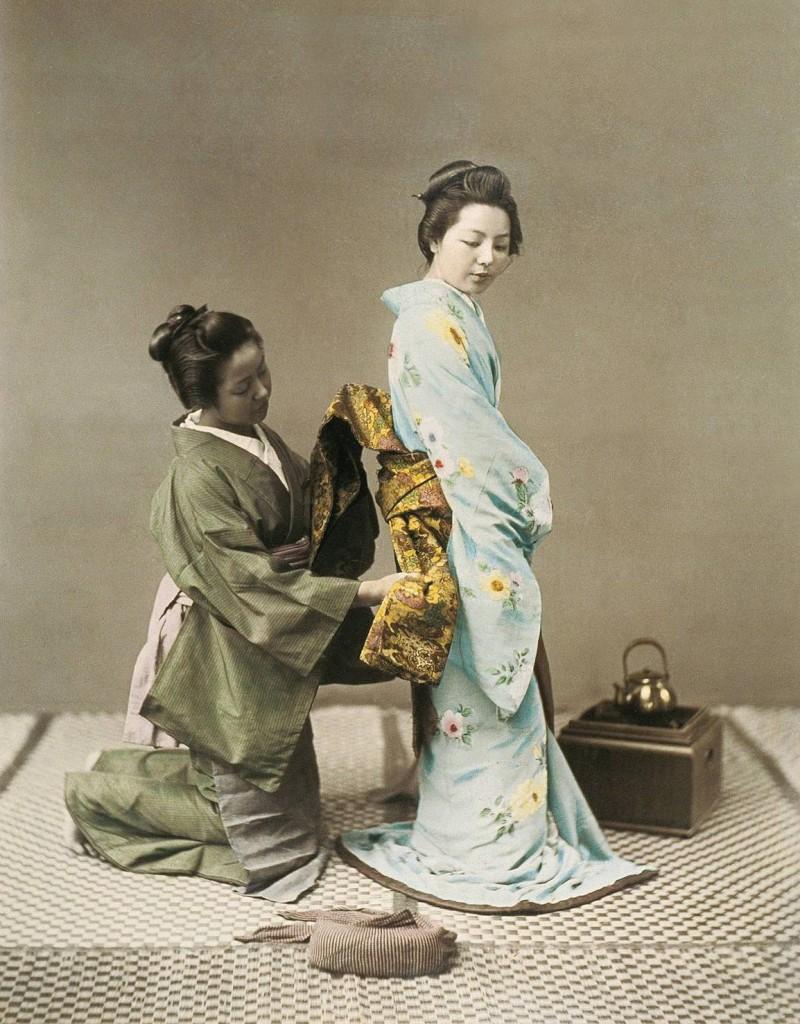 Hemp Kimono