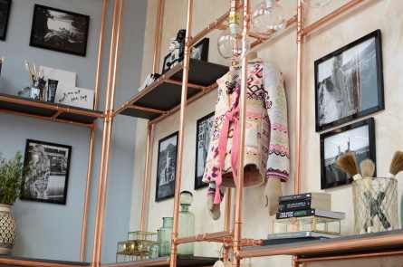 blueruby-copper-shelving