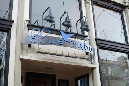 blueruby-signage