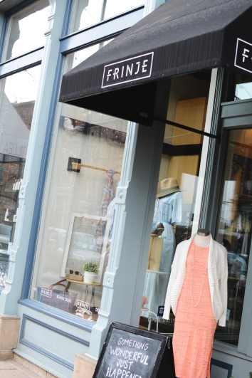 frinje-signage