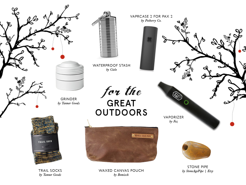for the great outdoors